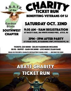 16 10 22 SW Vet Charity Run